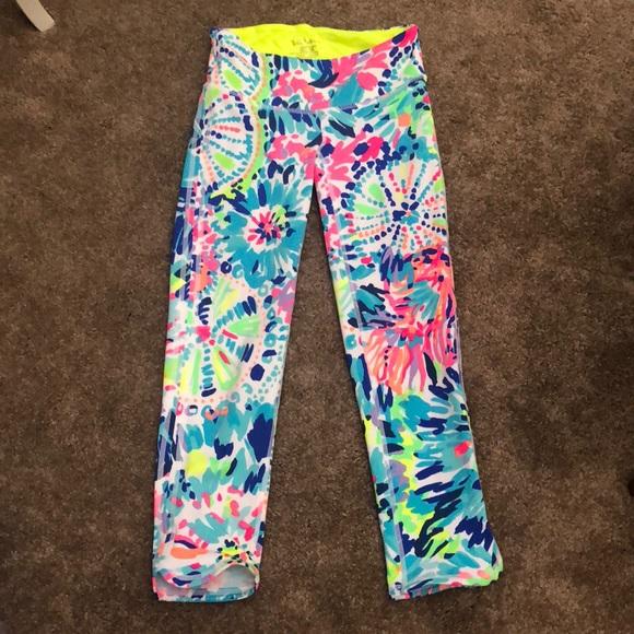 e5e335b00ab59 Lilly Pulitzer Pants | Yoga | Poshmark